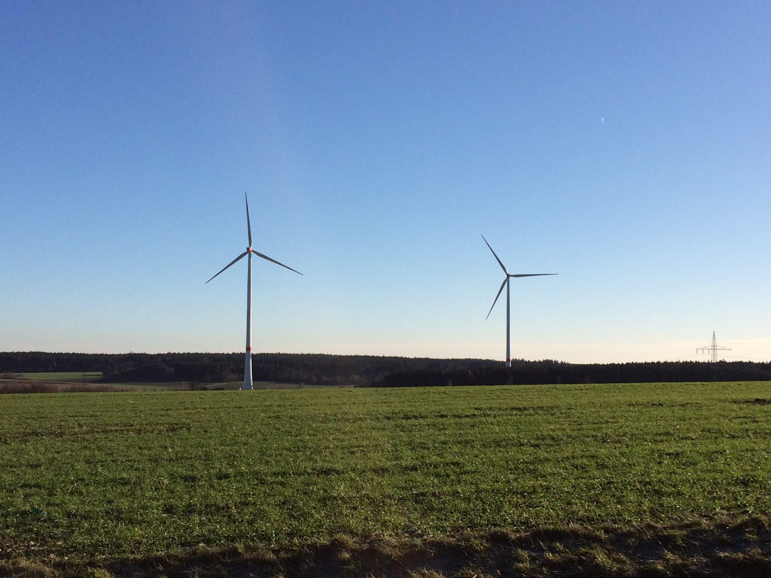 Windkraft aus der Region